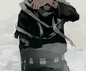 anime, boku no hero academia, and manga image