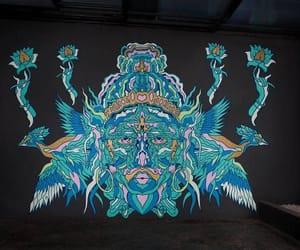 artwork, brazil, and illustration image
