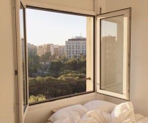 aesthetic, window, and beige image