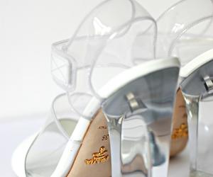 shoes and Prada image