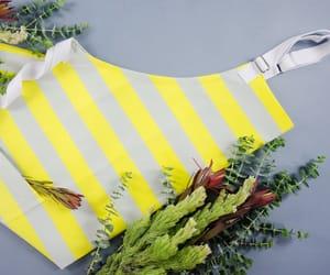 apron, florist, and aprons image