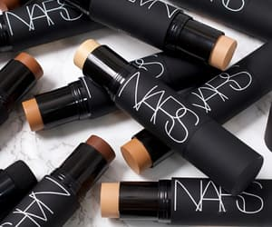 beauty, face, and nars image