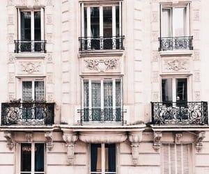 balcony, house, and palace image