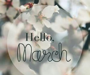 march, months, and month image