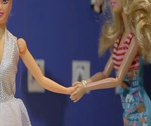 barbie, friendship, and funny image