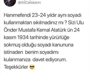 twitter, atatürk, and türkçe image