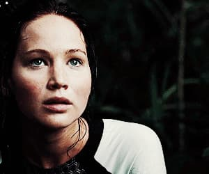 gif, hunger games, and katniss everdeen image