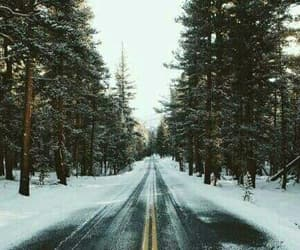landscapes, winter, and natural image