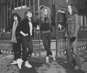 metallica, band, and James Hetfield image