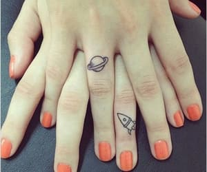 belleza, moda, and tattoo image