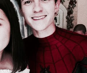 spiderman, tom holland, and rp themes image