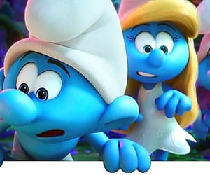 beautiful, cute, and blue image