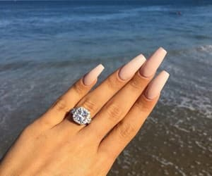 beach, hands, and nice image