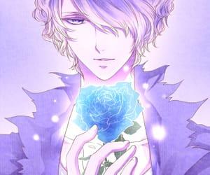 blue rose, ib game, and garry (ib) image