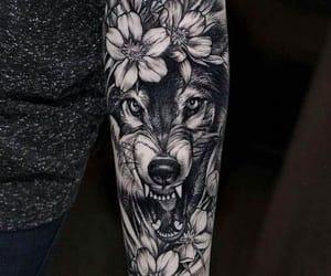 tattos, tatuajes, and tinta negra image