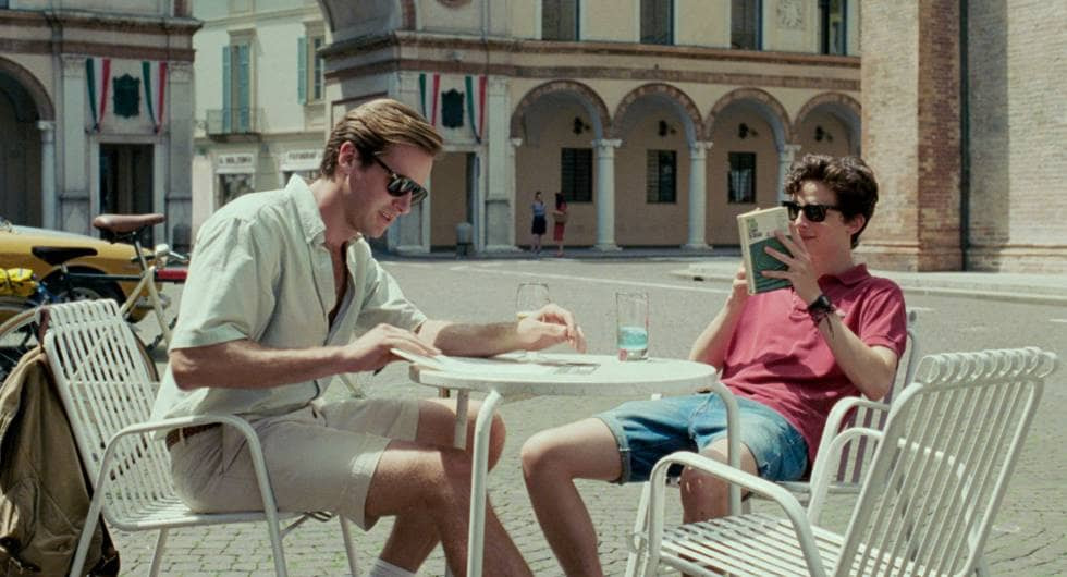 article and call me by your name image