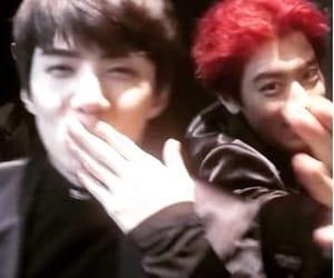 Chen, kai, and kyungsoo image