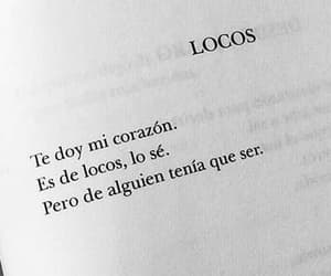 love, frases, and libros image