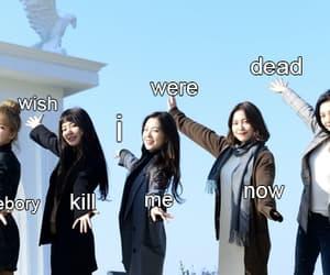 joy, kpop, and memes image