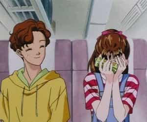 anime girl boy cute image