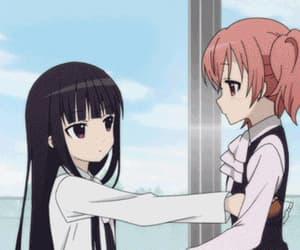 anime, inu x boku ss, and gif image
