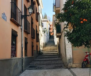andalucia, orange, and spain image