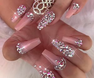 amazing, nails, and cute image