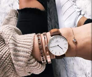 accessories, fashion, and watch image