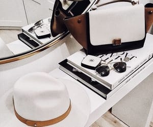 accessories, fashion, and journalism image