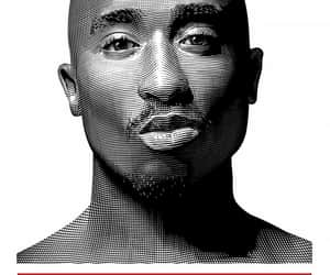 2pac, legend, and rap image