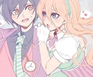 anime, danganronpa, and miu iruma image