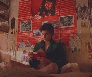 book, louis garrel, and the dreamers image