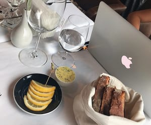 brunch, classy, and drink image