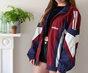 adidas, fashion, and jacket image