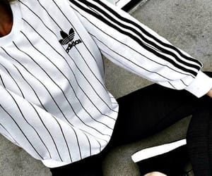 adidas, ootd, and fashion image
