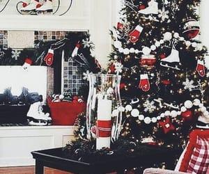 tree and christmas image