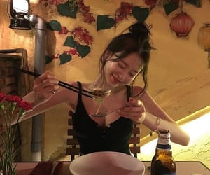asian, fashion, and food image