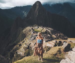 beautiful place, clouds, and goals image