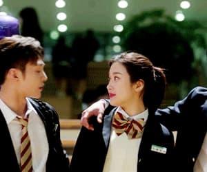 gif, Korean Drama, and kdrama image