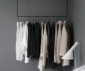 balck, chlothes, and minimal image