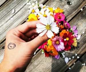 flowers, gd, and g-dragon image