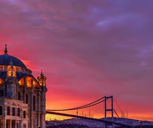 beautiful, istanbul, and mosque image