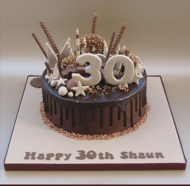 Super Chocolate Cake Shared By Zm On We Heart It Funny Birthday Cards Online Alyptdamsfinfo