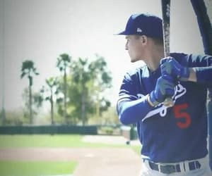 baseball, sports, and los angeles dodgers image