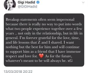 breakup, couple, and zigi image