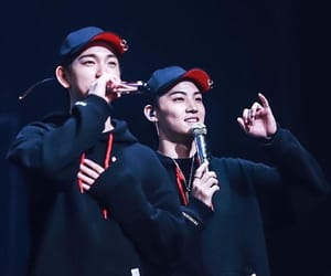 got7, jinyoung, and JB image