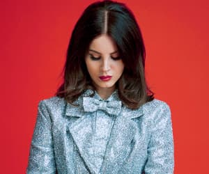 beautiful, red, and lana del rey image