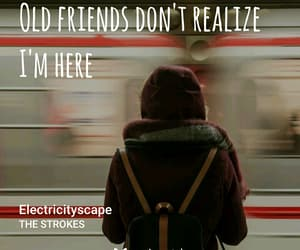 the strokes and electricityscape image