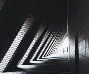 architecture, b&w, and black&white image