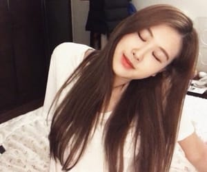 korean, rose, and lq blackpink image